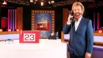 Noel Edmonds in the Deal or No Deal Studio