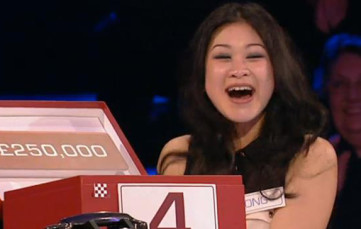 Deal or No Deal 25ok winner