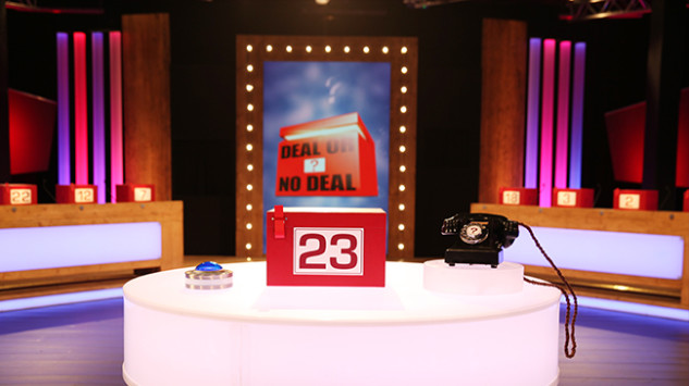 The Deal or No Deal Studio
