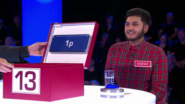 student avoids the penny club in heartwarming game deal or no deal
