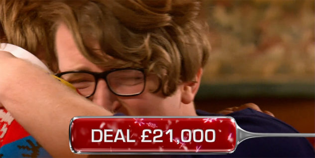 Jed has a deal